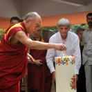Inauguration of the Tibetan Pavillion