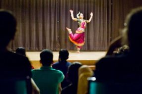devasmita performing at Unity Pav _Marcos